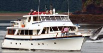 Read the Alaskan Yacht Charter Story