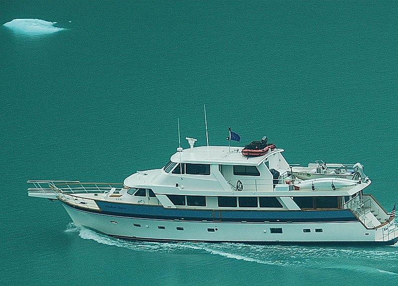 Enjoy your Alaska Charter Cruise on the Alaskan Story.