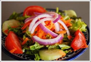 Chef Debbie Bennett Italian Comp Salad