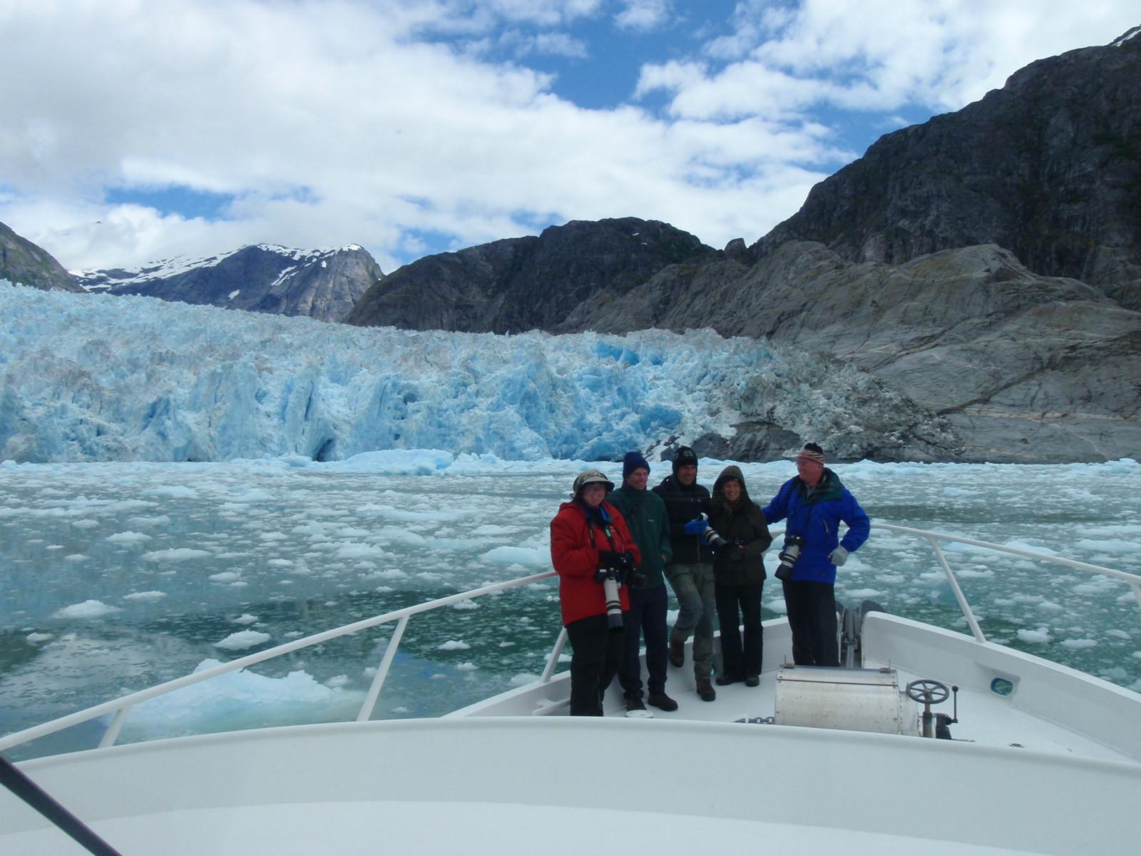 Read the Alaskan Yacht Charter Story