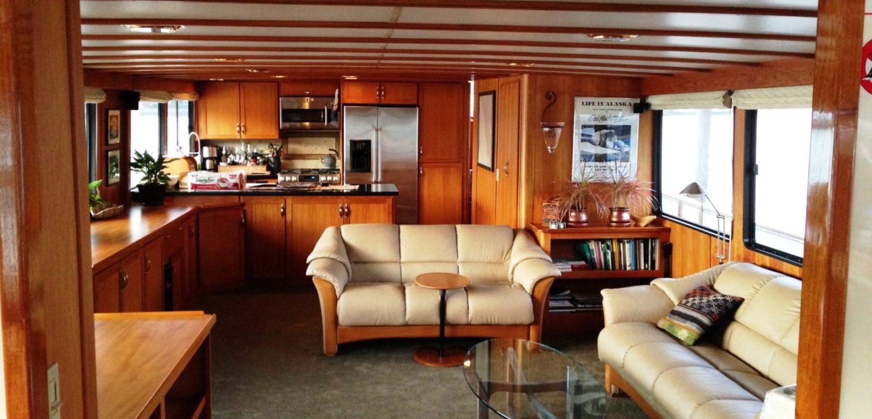 Alaskan Yacht Charters luxury yacht charter